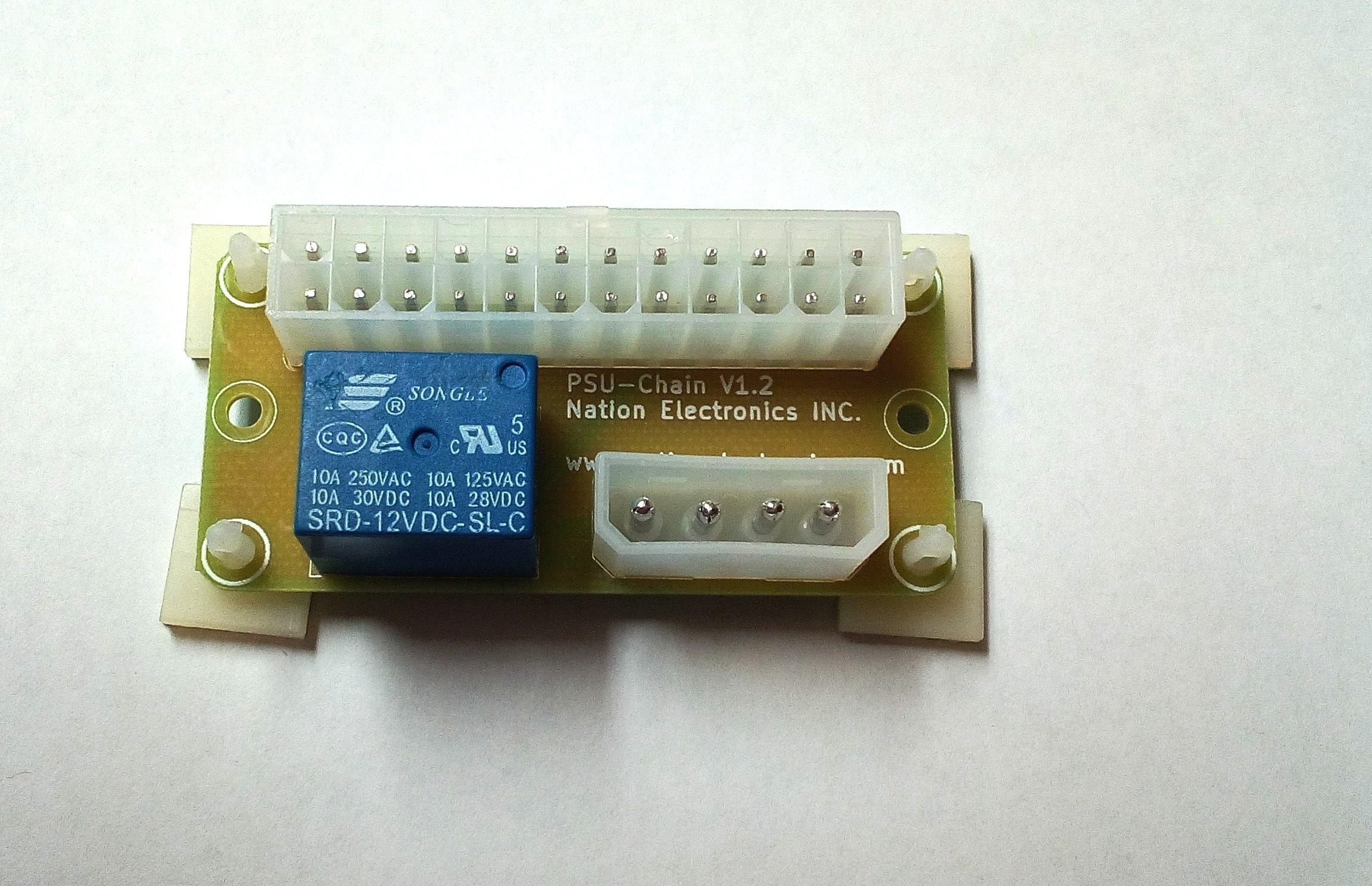 PSU-Chain Adapter