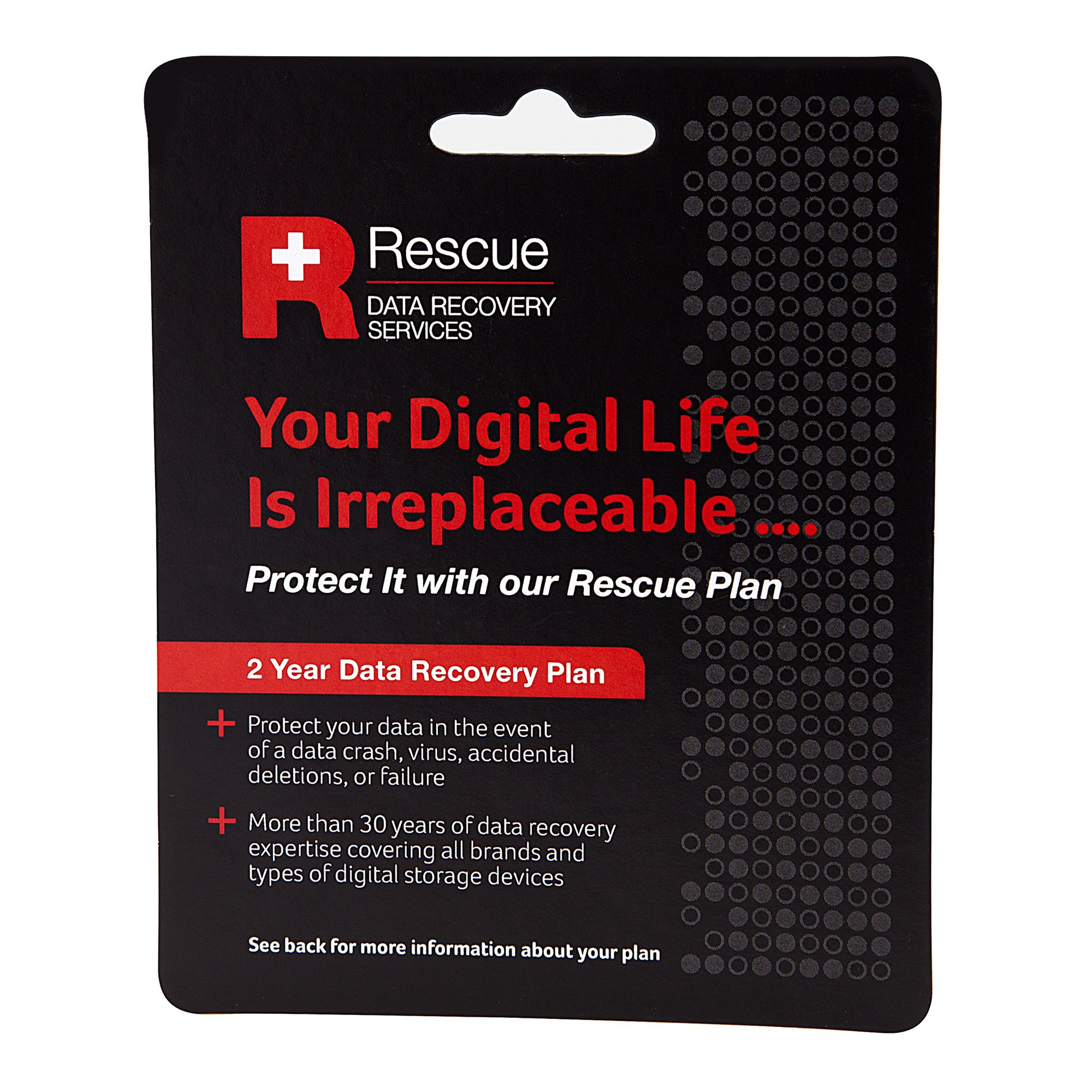 Seagate 2Yr Data Recovery SVC Plan Ehds All HDD and SSD