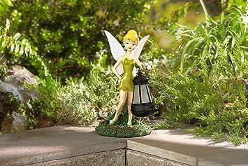 Decorative Home Garden Decor Rock Statue With Solar Lantern 12