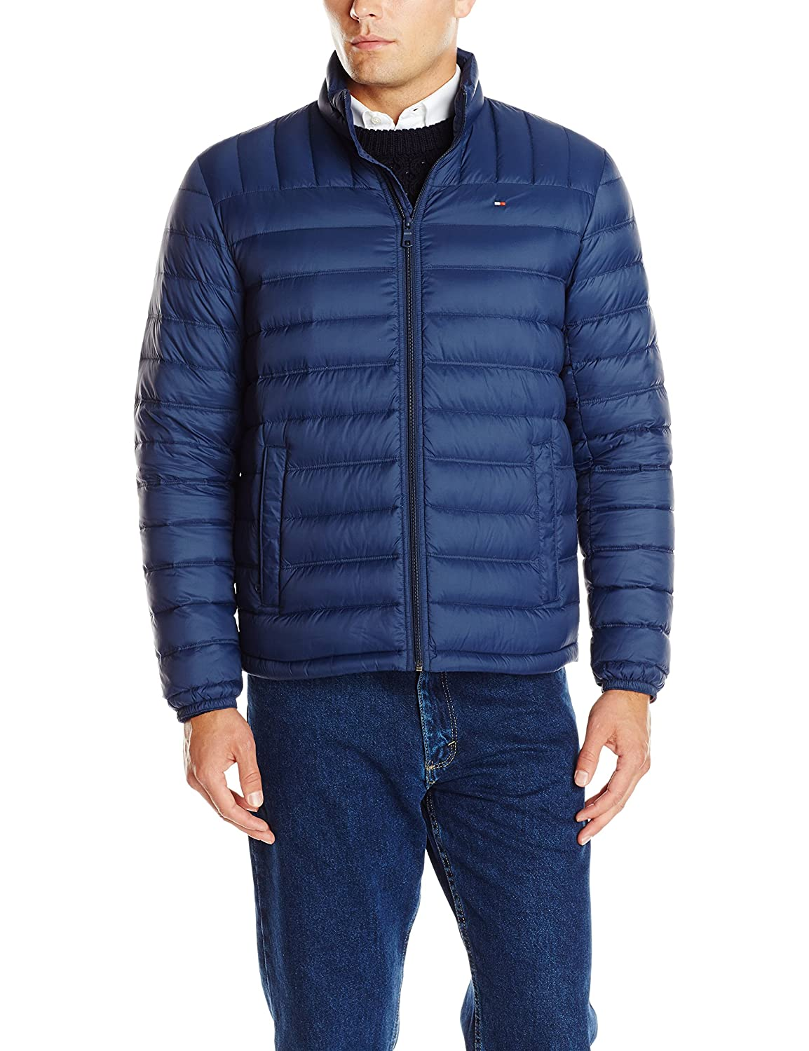 Tommy Hilfiger Mens Packable Down Jacket  Regular and Big   Tall Sizes