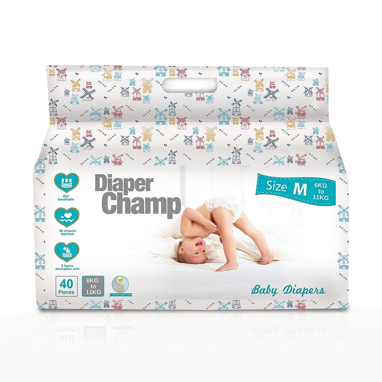 Tempat Jual Sweety Popok Bayi Comfort Gold Tape S 26 Update 2018 M 48 Buy Diaper Champ Babys Chlorine Paraben Less Diapers Medium Size