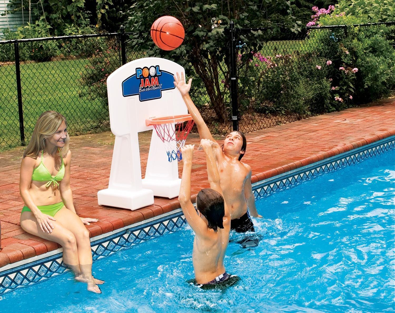 Water Sports Pool Jam Basketball Poolside Swimming Pool Game