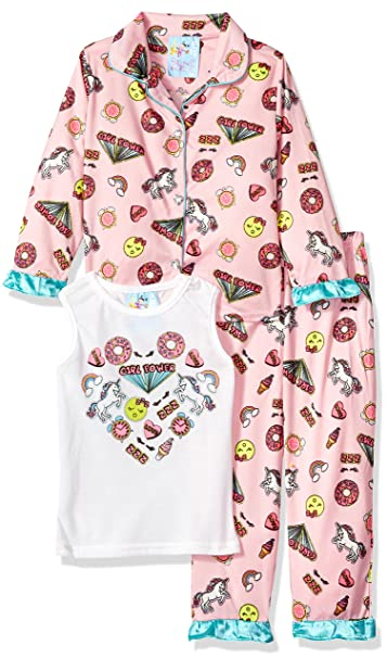 Buns Kidz Toddler Girls' L23864, Multi, 3T