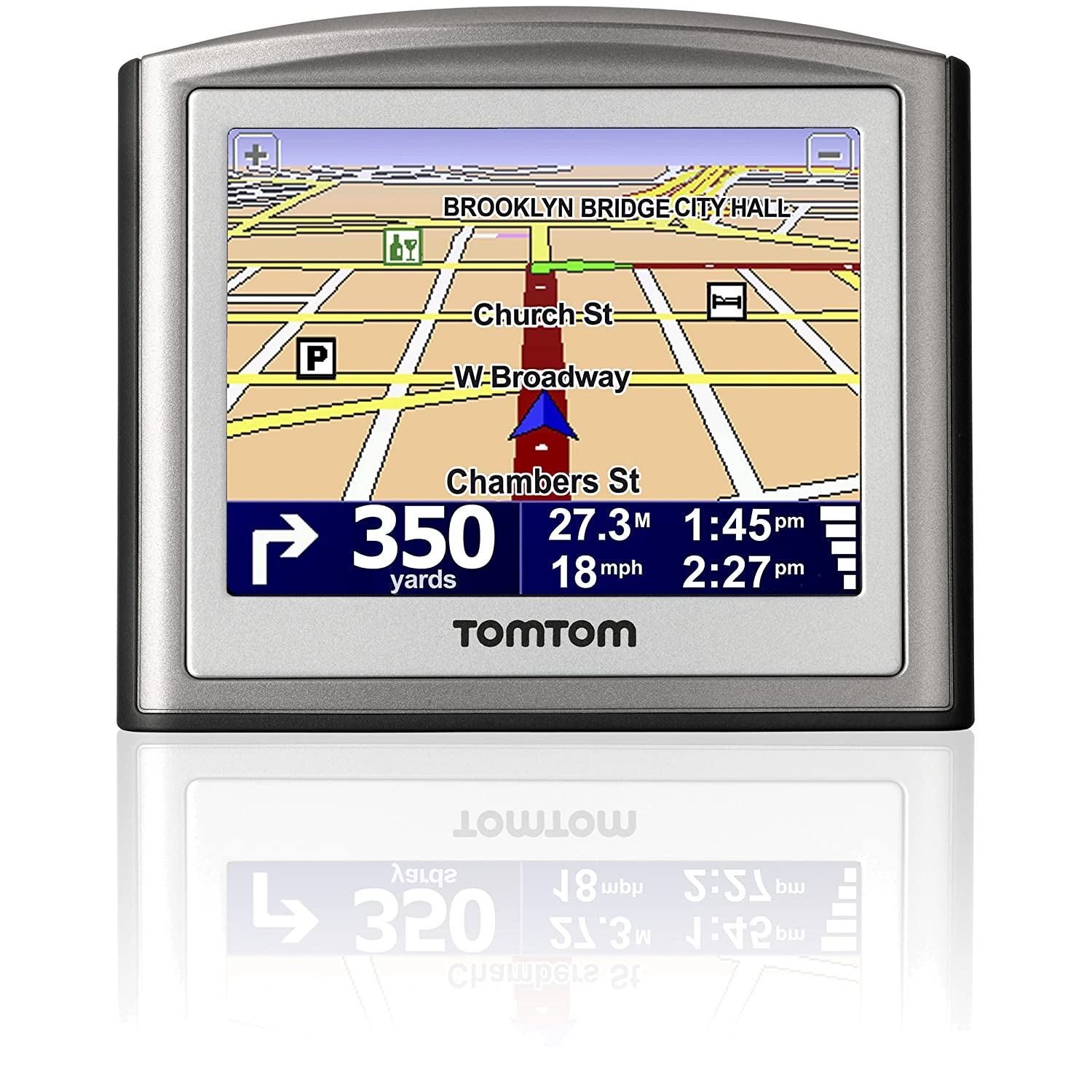 Amazon.com: TomTom ONE 3rd Edition 3.5-Inch Portable GPS Vehicle