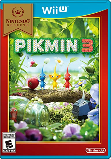 Amazon Com Nintendo Selects Pikmin 3 Nintendo Of America Video