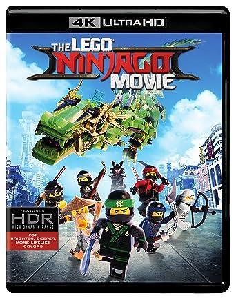 The Lego Ninjago Movie [USA] [Blu-ray]: Amazon.es: Olivia ...