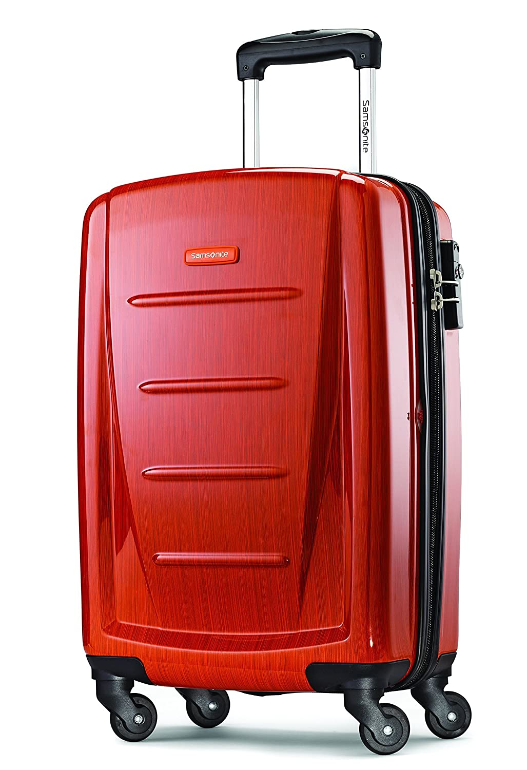 Samsonite Winfield 2 Fashion 20-Inch Spinner Suitcase Charcoal One Size