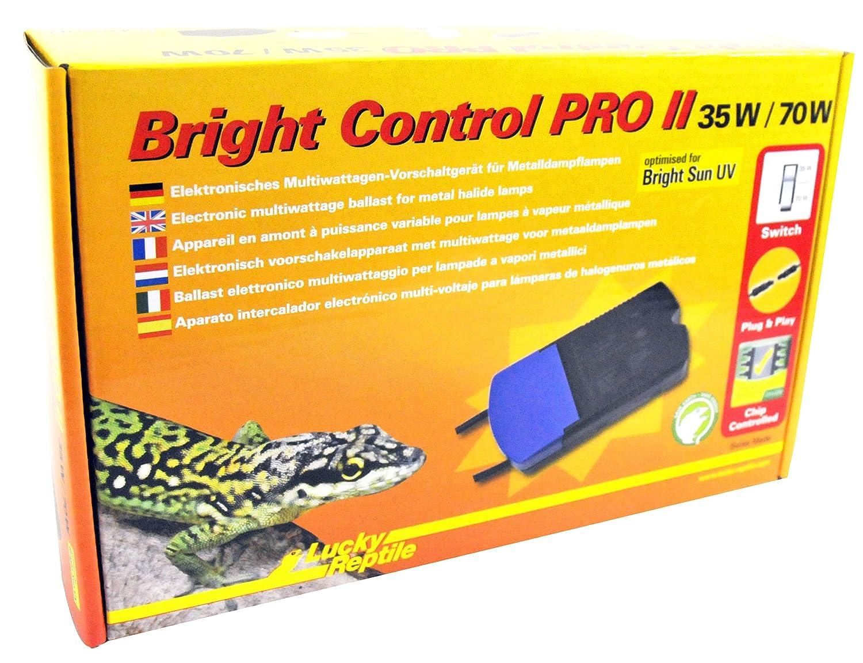 Lucky Reptile Bright Control Pro II bcp-35/70ballast elettronico 35/70Watt import_efn_uk