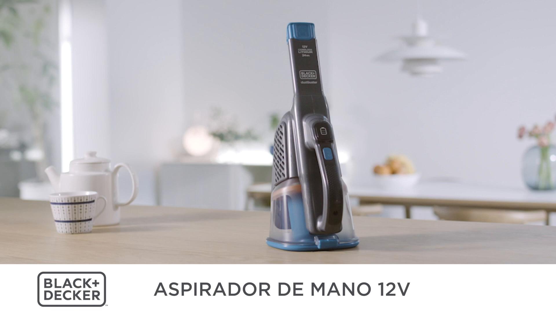 BLACK+DECKER Aspirador de mano inalámbrico: Amazon.es: Hogar