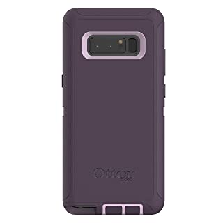 OtterBox DEFENDER SERIES SCREENLESS EDITION Case for Samsung Galaxy Note8 - Retail Packaging - NEBULA (WINSOME ORCHID/NIGHT PURPLE)
