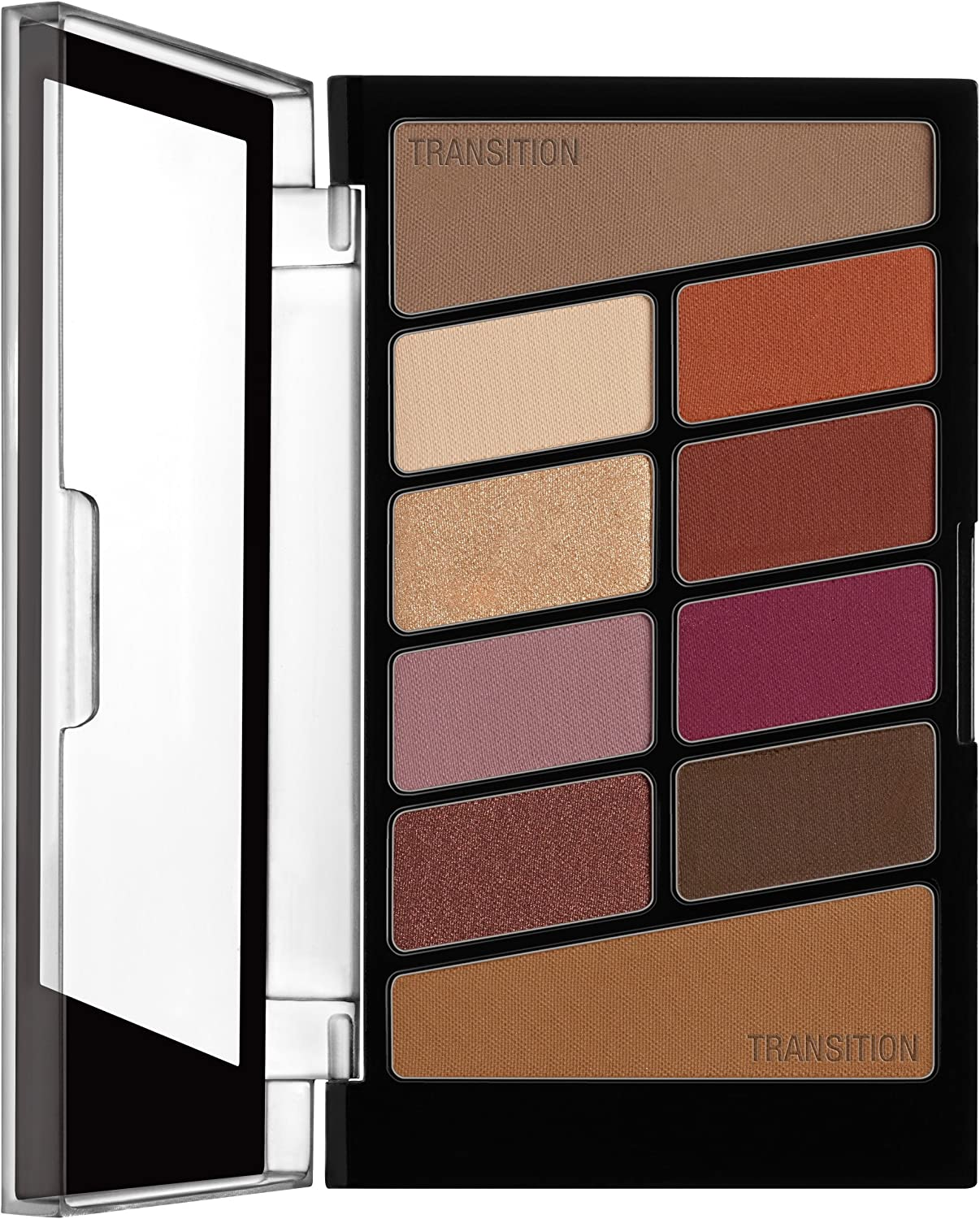 WET N WILD Color Icon Eyeshadow 10 Pan Palette - Ros? In The Air:  Amazon.co.uk: Beauty