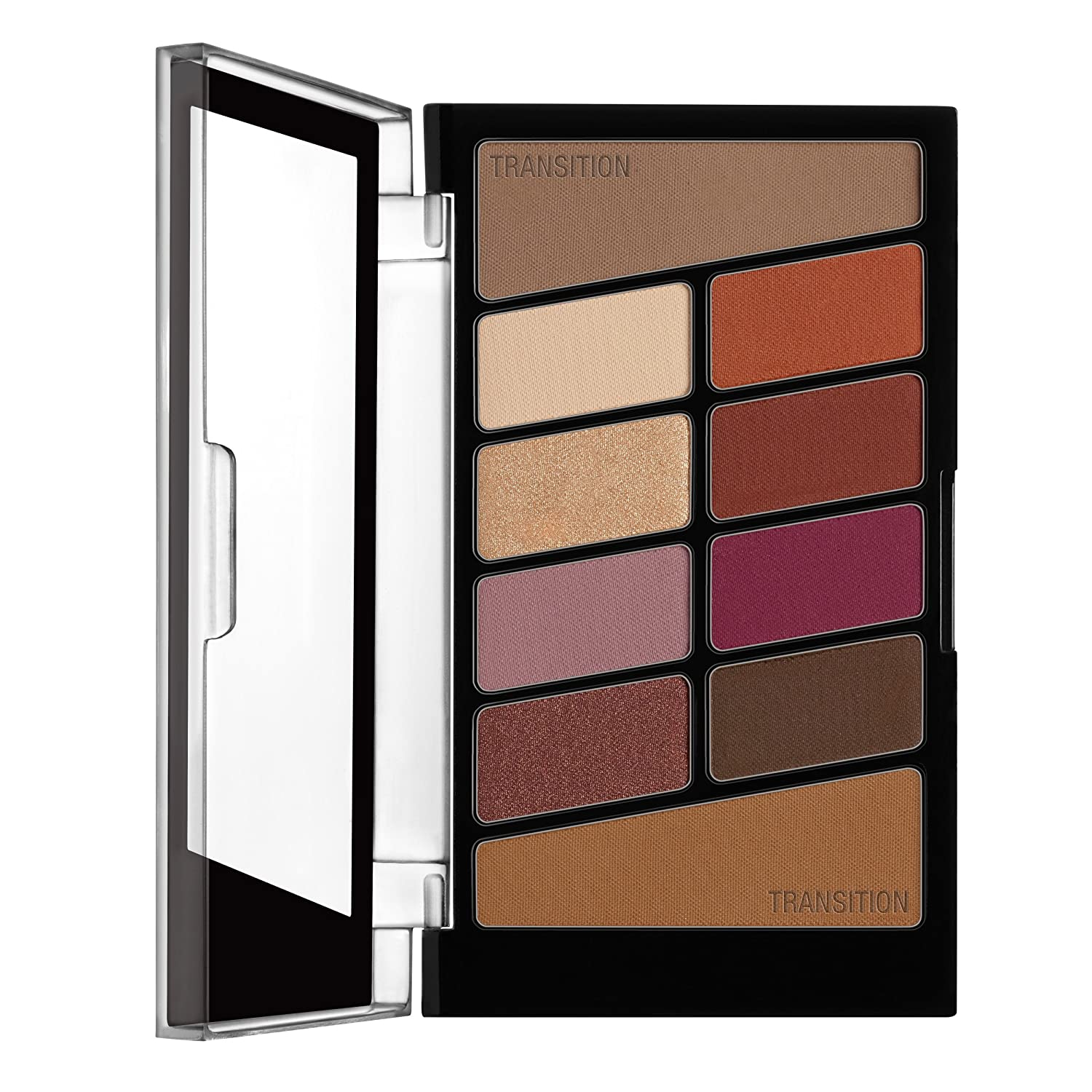 wet n wild Color Icon Eyeshadow 10 Pan Palette, Rose in the Air, 0.3 Ounce Markwins Beauty Products 758