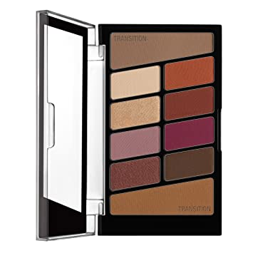 Buy Wet 'N Wild Color Icon Eyeshadow 10 Pan Palette, Rose In The Air - 0.3  Ounce Online at Low Prices in India - Amazon.in