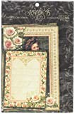 Graphic 45 4501516 Portrait of A Lady Ephemera Cards (Pack of 32)