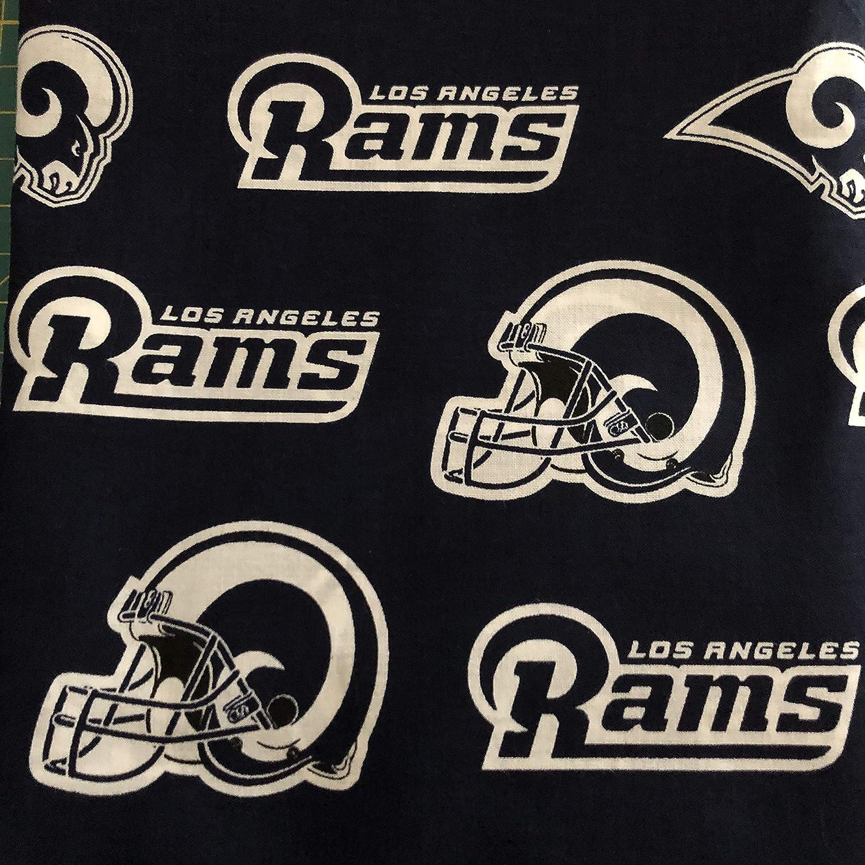 Rams pet scarf large