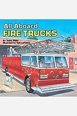 All Aboard Fire Trucks (All Aboard 8x8s) Paperback