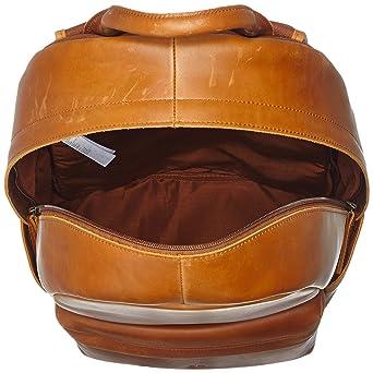 7723e8b8b6 Timberland Tuckerman Uomo Backpack Marrone Chiaro: Amazon.it: Abbigliamento