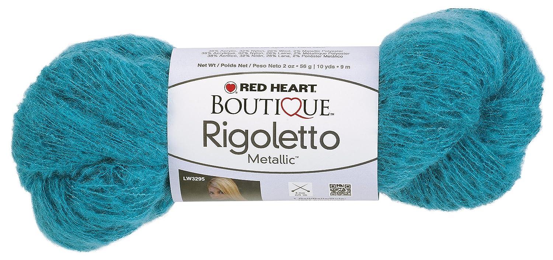 Coats Yarn RED HEART Rigoletto 毛糸 超極太 ブルー系 56g 約9m B009MRJGSO