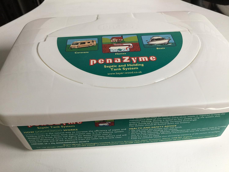 Polvo de enzima el tratamiento de efluentes: Amazon.es ...
