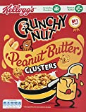 Crunchy Nut Peanut Butter Clusters 525 g (Pack of 5)
