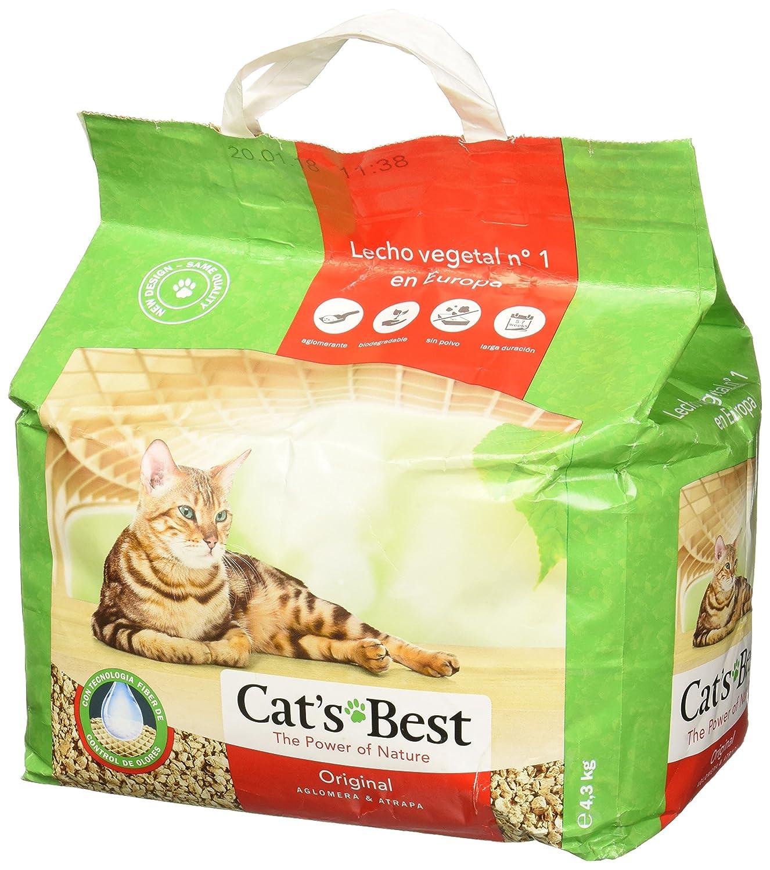 Salle De Bain Attenante Translation ~ Cat S Best Original Liti Re Pour Chats Agglutinante 10l 4 3kg