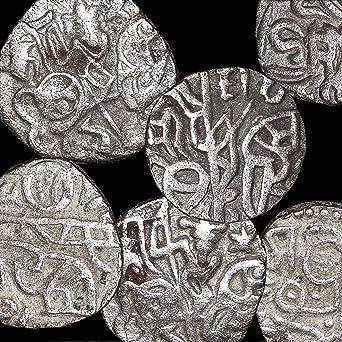 Medieval Indian SHAHI DYNASTY OR LATER JITAL SILVER COIN