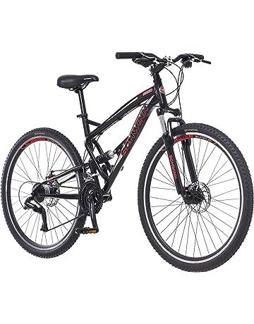 df1c38537e9 Schwinn S29 Dual-Suspension Mountain Bikes, Featuring 18-Inch/Medium and 20