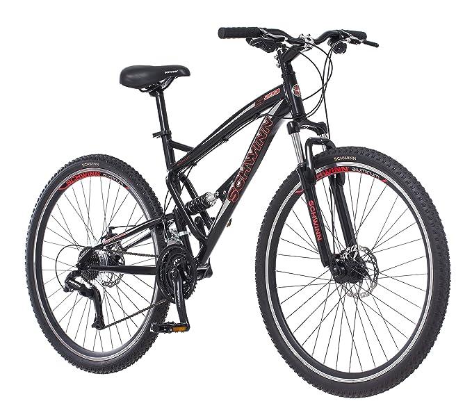 The 8 best mountain bike full suspension under 500