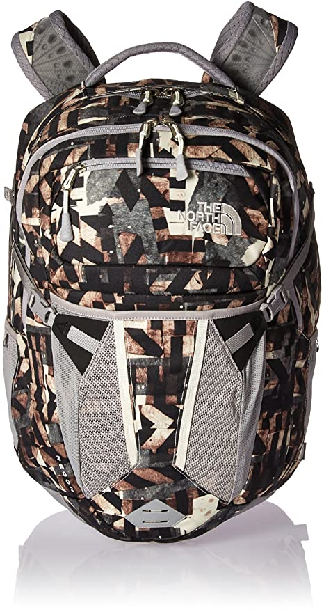 d45b5be9d The North Face Women's Recon Backpack - vintage white pieces print ...