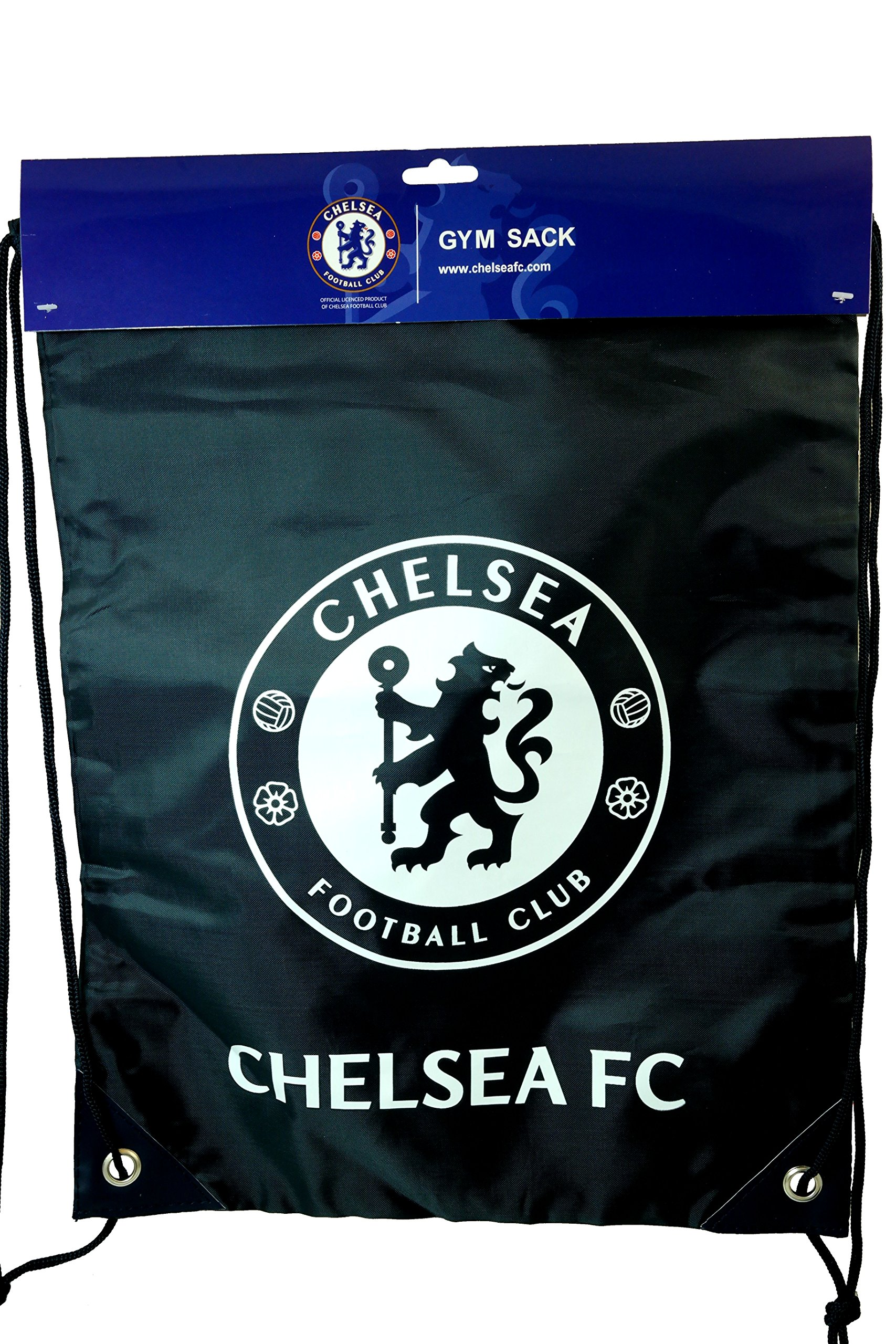 FC Chelsea Authentic Official Licensed Soccer Drawstring Cinch Bag 03