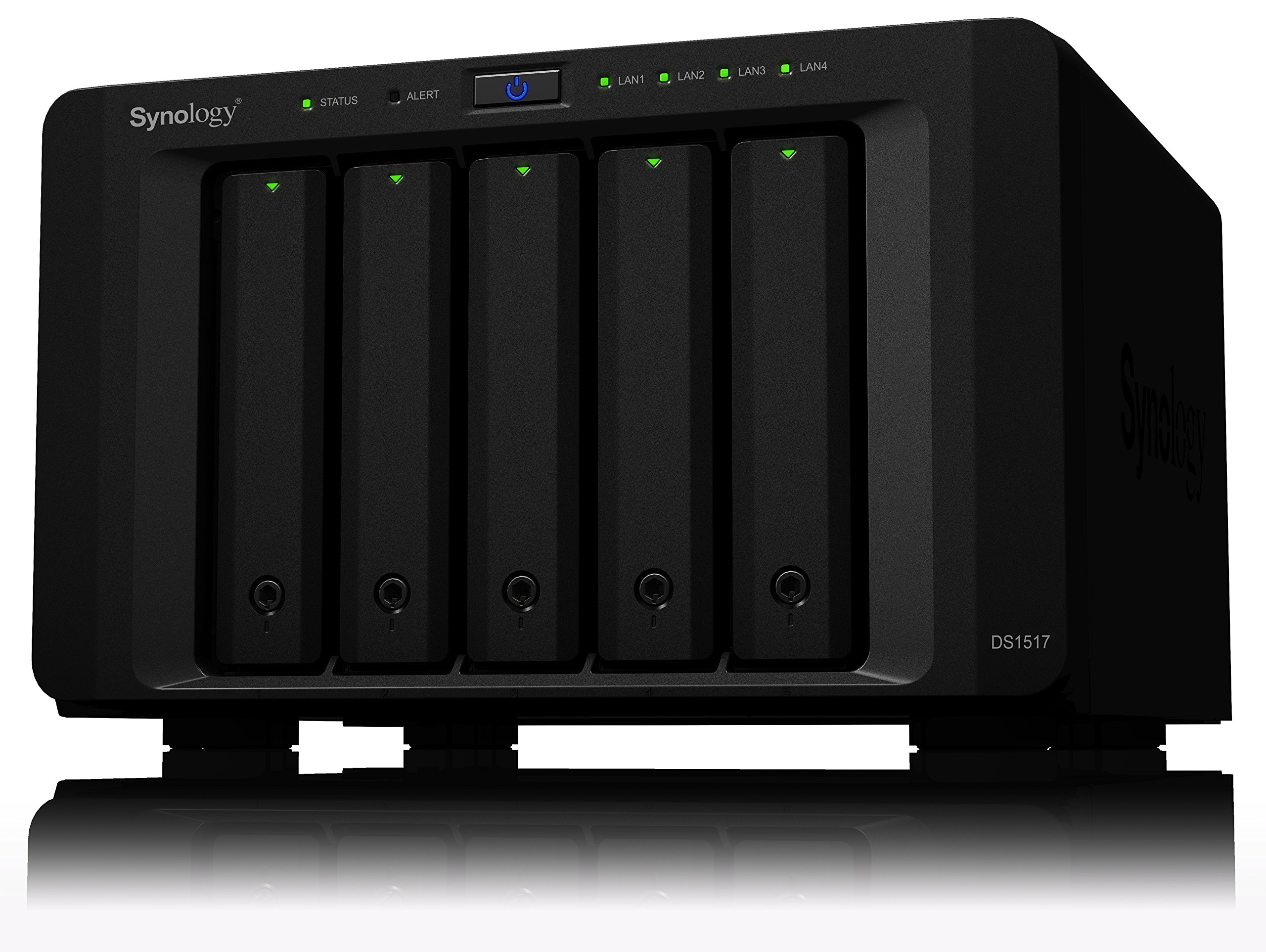 Synology DS1517 5Bay Nas Disk Station, 5 bay by Synology
