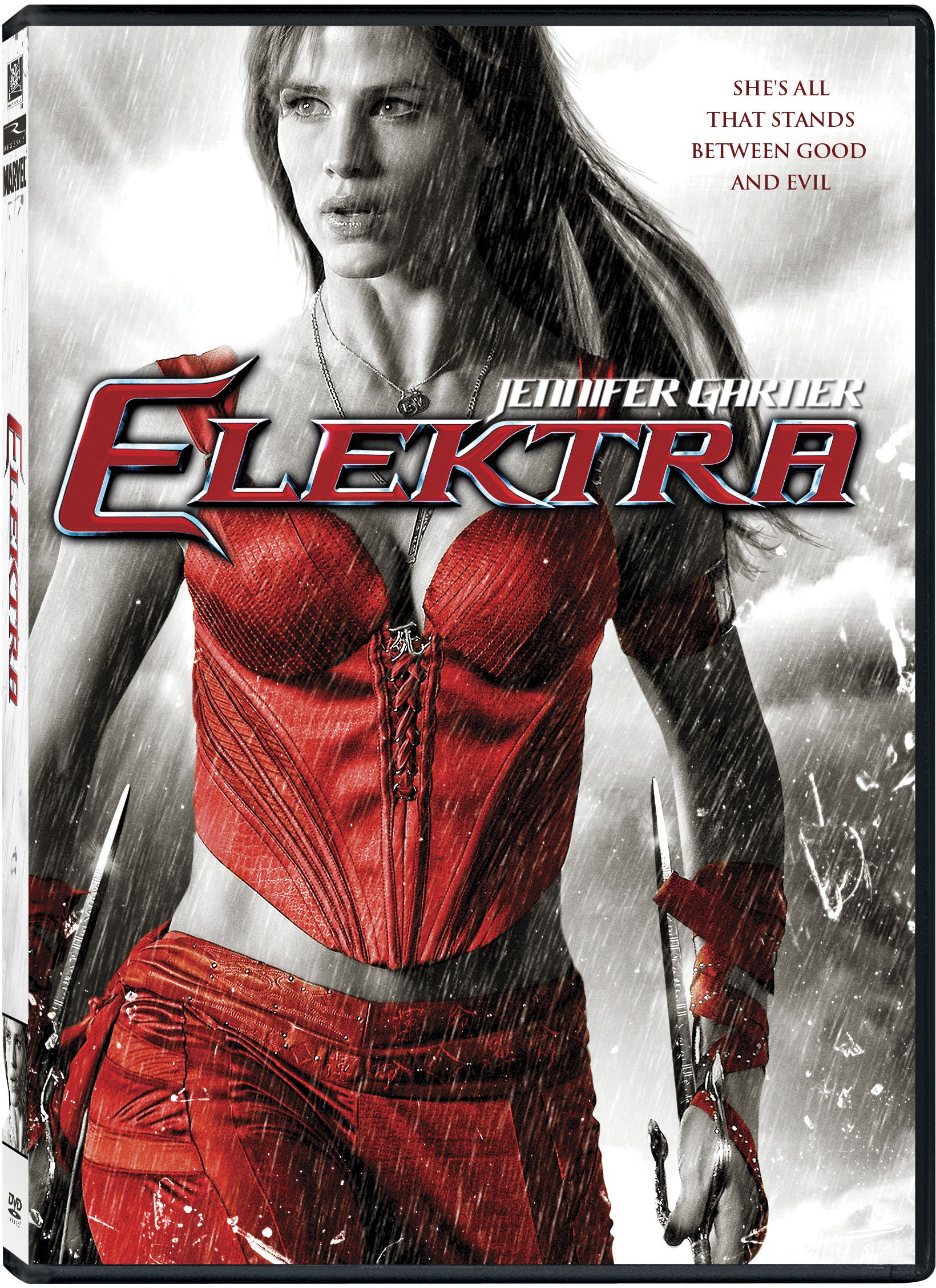 DVD : Elektra (2005) (, Dubbed, Digital Theater System, Dolby, Repackaged)
