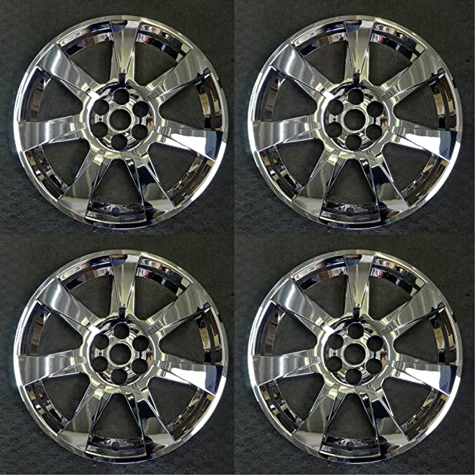 Partsynergy Replacement For New Replica Aluminum Alloy Wheel Rim 17 Inch Fits 09-10 Acura TSX 5-114.3mm 5 Spokes