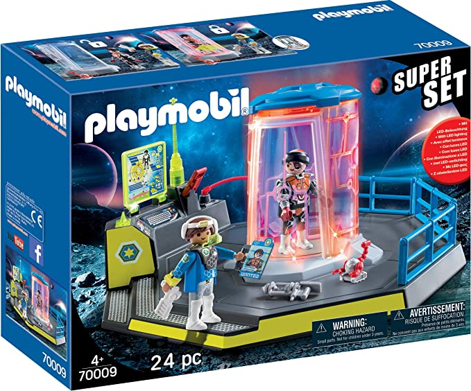 5577 Playmobil school// class Laptop Phone in charger snac pencil open book
