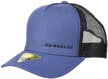 623563a0632 Oakley Mens Chalten Adjustable Hat One Size Blue Indigo at Amazon ...