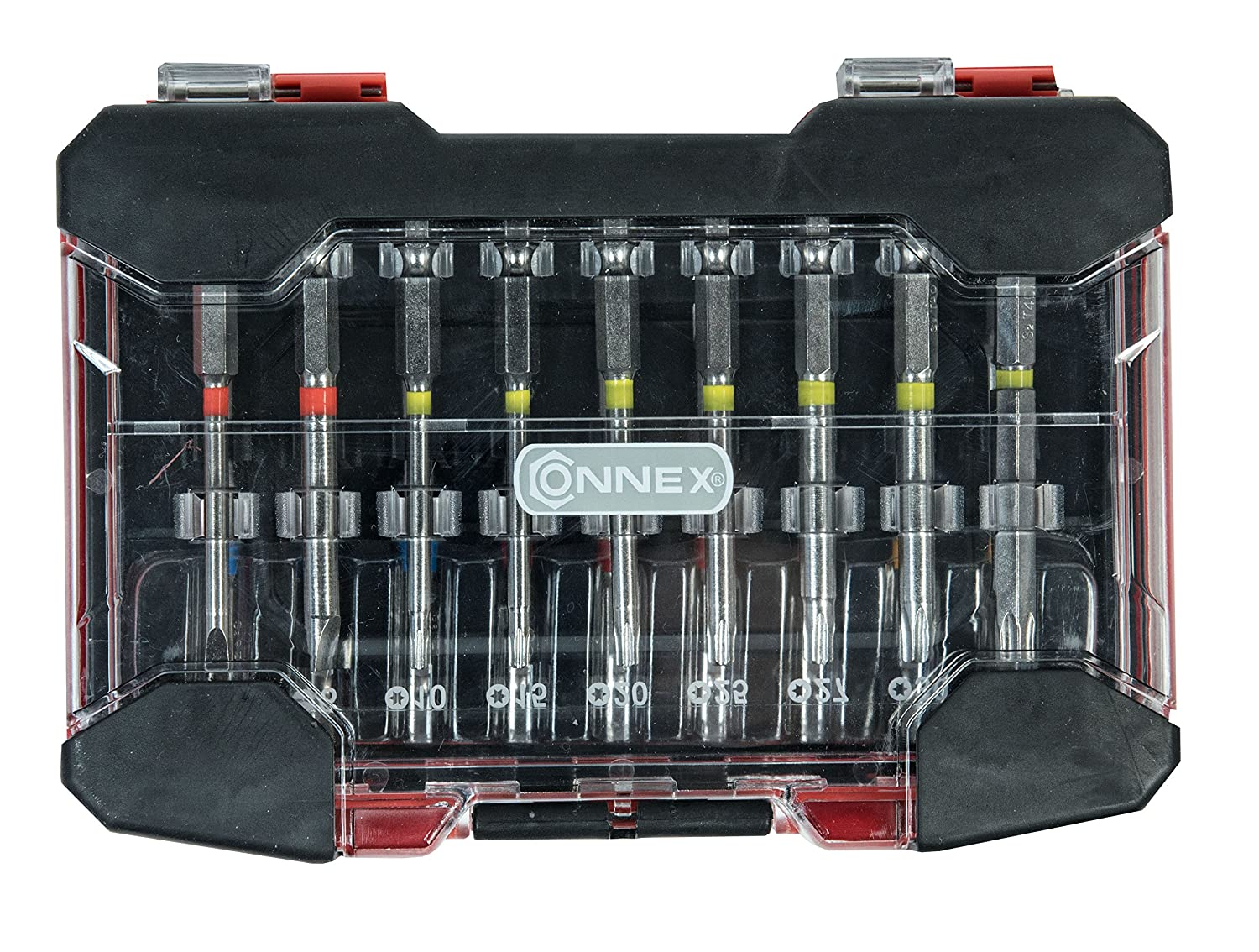 Connex COXB973918 Set de 18 embouts longs
