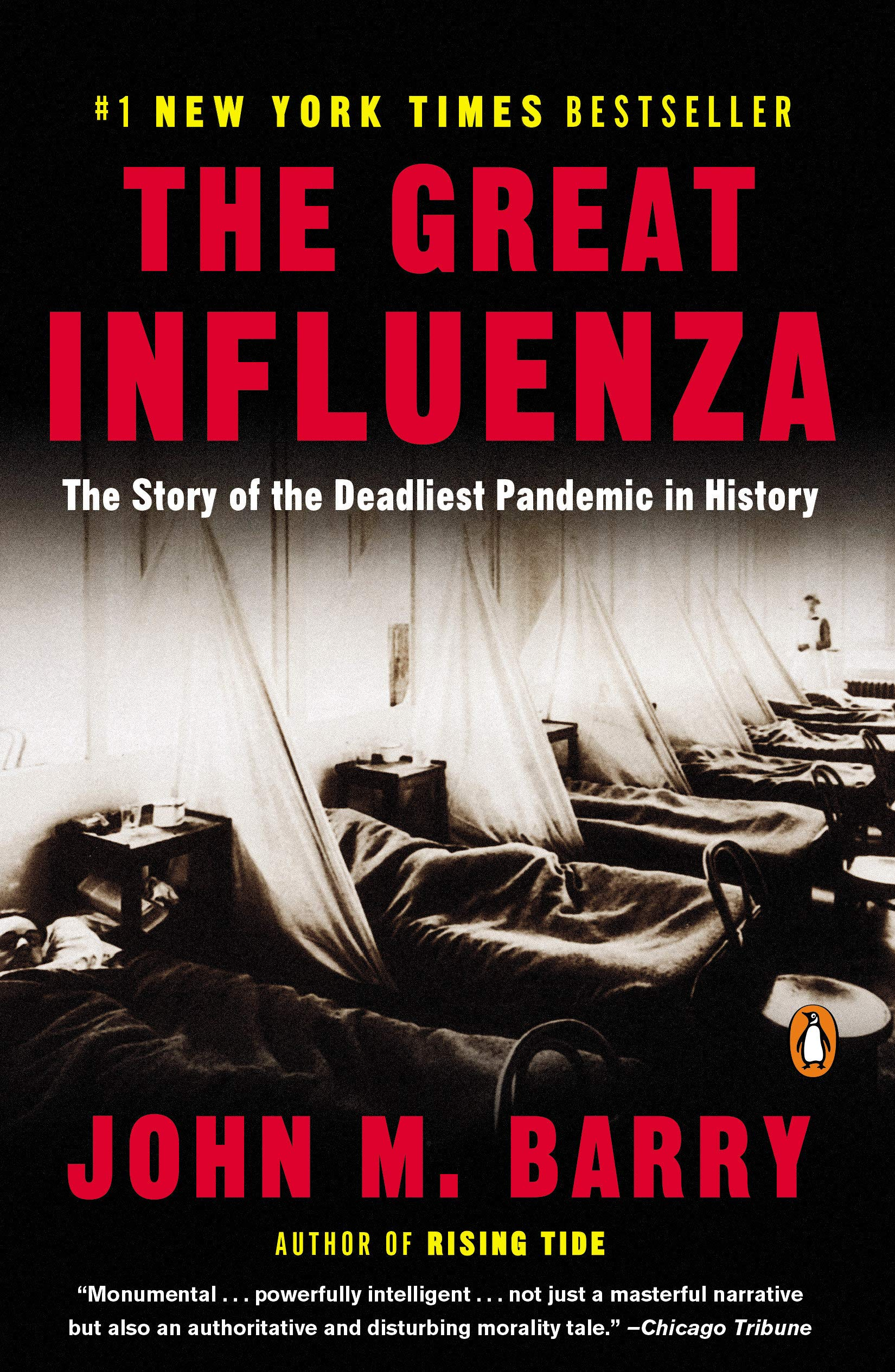 The Great Influenza: The Story of the Deadliest Pandemic in History: Amazon.it: Barry, John M: Libri in altre lingue