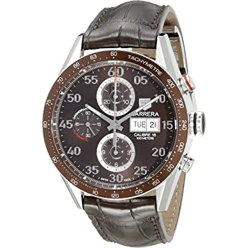 reliable Carrera Day Date Automatic Chronograph