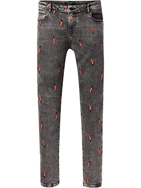 Amazon.com: Scotch & Soda 145056 - Pantalones vaqueros para ...