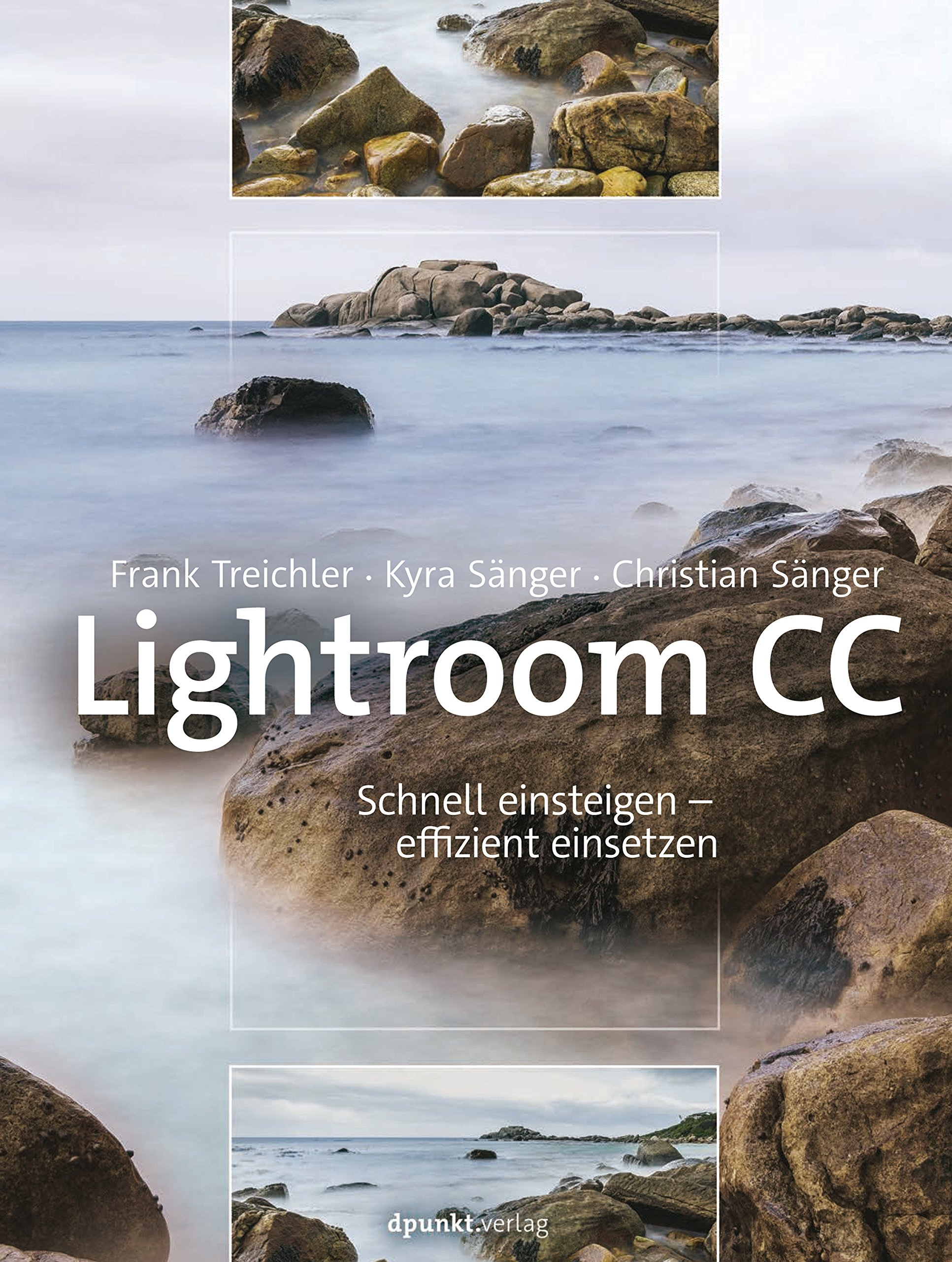 Lightroom CC: Schnell einsteigen – effizient einsetzen Gebundenes Buch – 26. Juni 2017 Frank Treichler Kyra Sänger Christian Sänger dpunkt.verlag GmbH