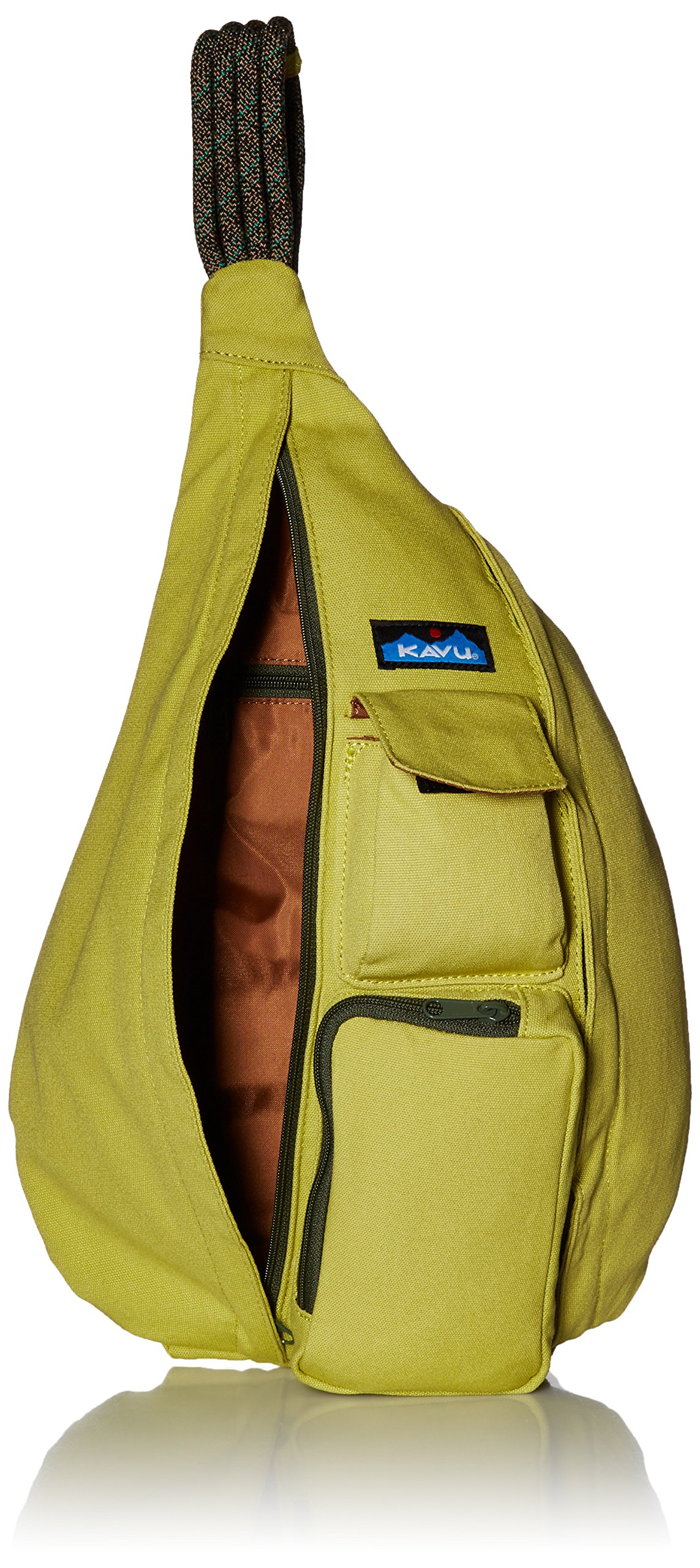 KAVU Rope Bag, Acid Green, One Size by KAVU (Image #3)