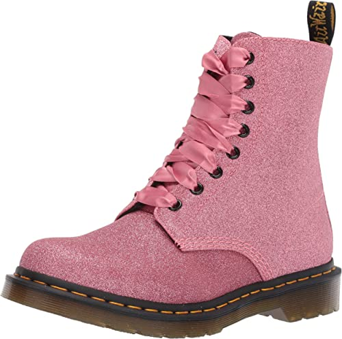 Dr. Martens Women's 1460 Pascal Glitter Ankle Boots