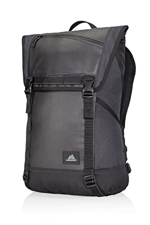 Samsonite Gregory Avenues Pierpont Mochila de Marcha, 51 cm, Asphalt Black: Amazon.es: Equipaje