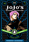 JoJo's Bizarre Adventure: Part 3-Stardust Crusaders, Vol. 5 (JoJo's Bizarre Adventure: Part 3--Stardust Crusaders) (English Edition)