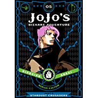 JoJo's Bizarre Adventure: Part 3--Stardust Crusaders, Vol. 5 (JoJo's Bizarre Adventure: Part 3--Stardust Crusaders)