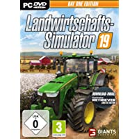 Landwirtschafts-Simulator 19 Day One  Edition - [PC] (exkl. bei Amazon)
