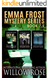 Emma Frost Mystery Series: Vol 7-9 (English Edition)