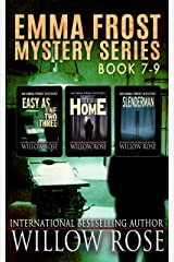 Emma Frost Mystery Series: Vol 7-9 Kindle Edition