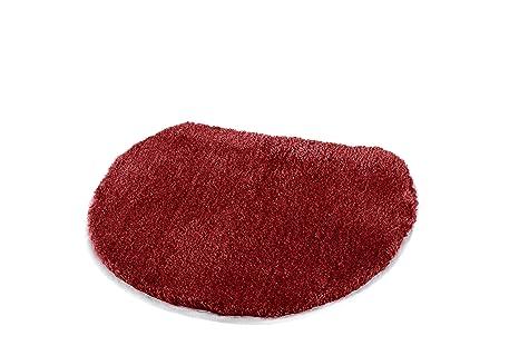 Phenomenal Amazon Com Kleine Wolke Soft Toilet Seat Cover Garnet Red Machost Co Dining Chair Design Ideas Machostcouk