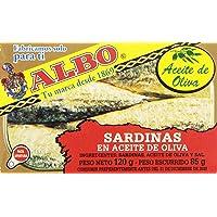Albo Sardinas en Aceite de Oliva - 85